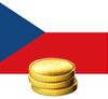 Monedas. CHECOSLOVAQUIA