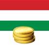 Monedas. HUNGRIA