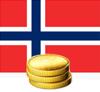 Monedas NORUEGA