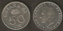 Monedas. 0.50 céntimos S/C