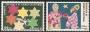 Sellos Guinea Ec. 043-44.Navidad 1982