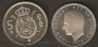 Monedas. 05 pesetas S/C
