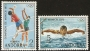 Serie sellos Andorra 077-78. XX Juegos Olímpicos Munich