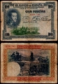 Billete Banco de España - Madrid 0100 pesetas 1925 RC