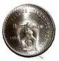 Moneda Onza Plata Mexico 1980.SC. BALANZA