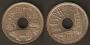 "Monedas. 025 pesetas ""CASTILLA-LEÓN"" ERROR S/C"