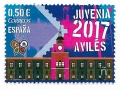 38. Sello Juvenia Aviles 2017