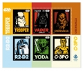 40. Sello Star Wars - Cine HB