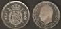 Monedas. 5 pesetas S/C