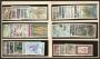Año completo de sellos 1972