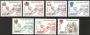 Serie sellos Vaticano Aéreo 66-72
