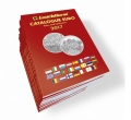 Catálogo del Euro 2017 (monedas y billetes). INGLÉS Leuchtturm.