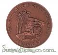 Medalla Competiciones Deportivas Policiales 87