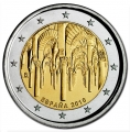 Moneda 2 euros de España (2010)