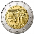 Moneda 2 euros de Austria 2016 - 200 Aniversario Banco Nacional