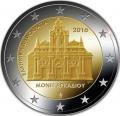 Moneda 2 euros de Grecia 2016 - Monasterio Arkadi