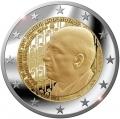 Moneda 2 euros de Grecia 2016 - Dimitri Mitropoulos