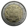 Moneda 2 euros de Andorra 2014