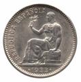 Moneda República 01 peseta 1933*34. SC