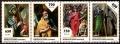 Sellos Guinea Ec. S/N. 2014 Cent. El Greco