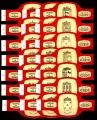 Serie Vitolas La Reforma. Escudos Nobleza Española. 48 Vitolinas