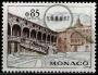 Serie de sellos Mónaco nº 0549 (*)