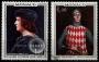 Serie de sellos Mónaco nº 0734/35 (**)
