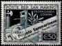 Serie de sellos San Marino nº 0228 (*)