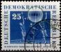 Serie de sellos Alemania deportes Nº 0424 (o)
