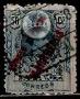 Serie de sellos Tánger español nº 008 (o)