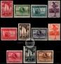 Serie de sellos Tánger español nº 037/47 (*)