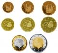 Serie monedas Euro. España 2015 (S/C)