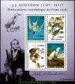 Serie sellos Francia. Hoja Bloque 18