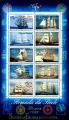 Serie sellos Francia. Hoja Bloque 25