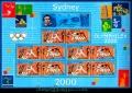 Serie sellos Francia. Hoja Bloque 31A