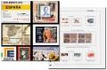 Suplemento 2015 sellos España completo. Montado. Papel blanco