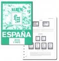 Suplemento 2016 sellos España 2ª parte.  Montado
