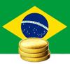 Monedas. BRASIL