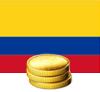 Monedas. COLOMBIA