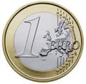 Monedas. Euros