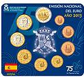 Monedas. Eurosets Oficiales