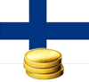 Monedas. FINLANDIA