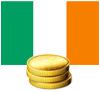 Monedas. IRLANDA