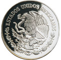 Monedas. Onzas de plata