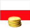 Monedas. POLONIA