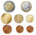 Monedas. Series circulación