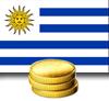 Monedas. URUGUAY
