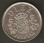 Monedas. 1984