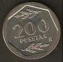 Monedas. 1986