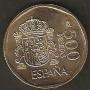 Monedas. 1987